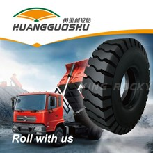 Huangguoshu 10.00-20 11.00-20 heavy duty truck tires