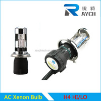 Hot selling best quality HI/LO 35w hids headlights h4 car hid xenon lighting bulbs