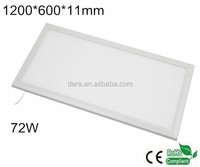 300x600mm 600x600mm 1200x600mm decorative ceiling led lighting panel