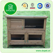 DXR016-12 Bunny Cage Rabbit Wooden House
