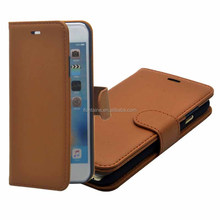 Folio PU Leather Wallet Case with Flip Cover for iPhone 7