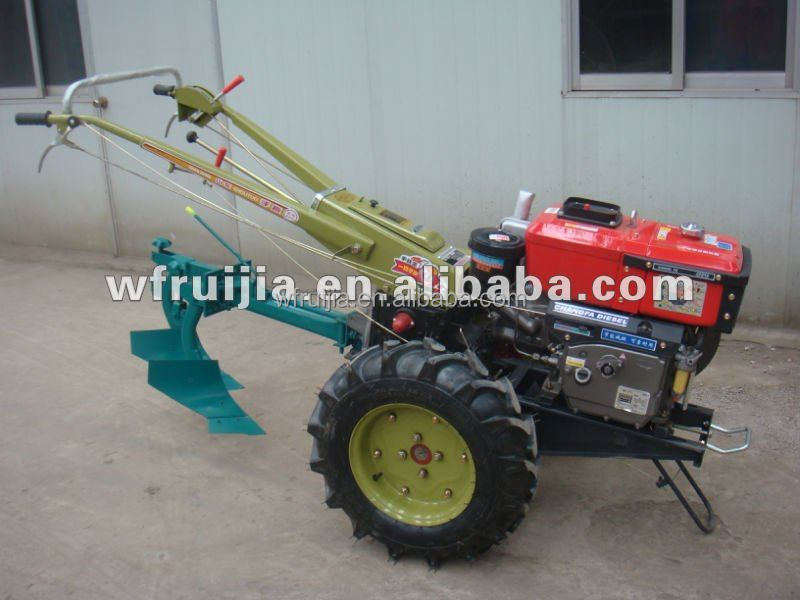 Level For Tractor 3 Point Cultivators Walking Behind Mini 8-15Hp Tractor/Diesel Rotary Tiller With power Tools Plow!!!!