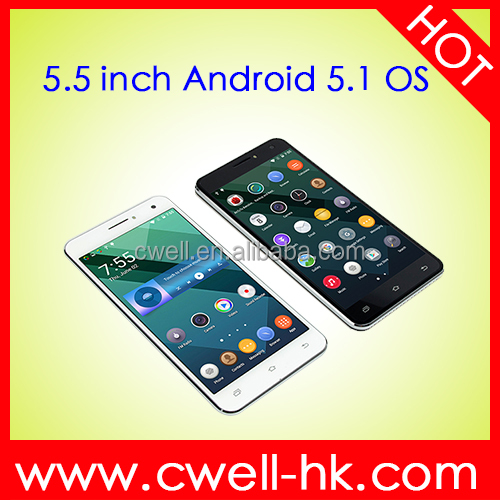 cheap big screen smartphone Summer S5 5.5 Inch IPS Touch Screen Android Mobile Phone