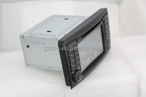 1024*600 quad core 1G+16G android car gps <strong>dvd</strong> for Mercedes ML GL class <strong>W164</strong> GL320 GL350 GL420 GL450G L500 WS-8823