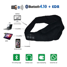 Multi color and comfortable Bluetooth eye mask