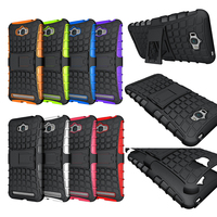 PRE-SALE Heavy Duty Tough Shockproof Hybrid Outdoor Case with Stand for Asus Zenfone Max ZC550KL