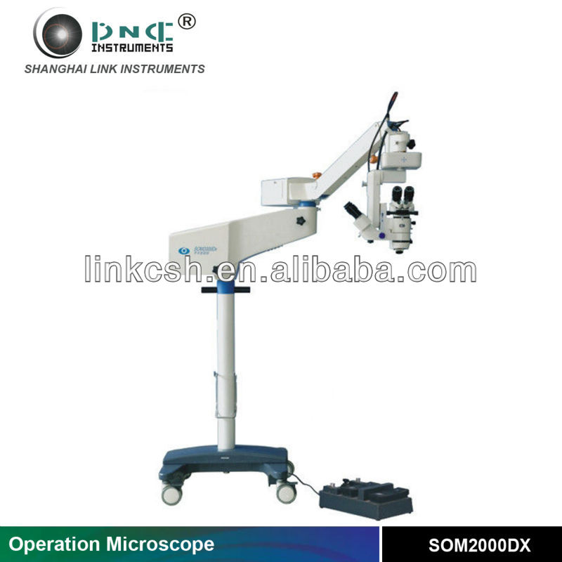 Medical Orthopedics & Ophthalmology Operation Microscope SOM-2000DX optical instruments