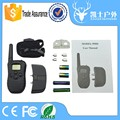 300m remote training range wholesale hunting dog collar WITH static shock and vibration