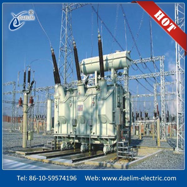 S9/S10/S11 substation transformer ratings