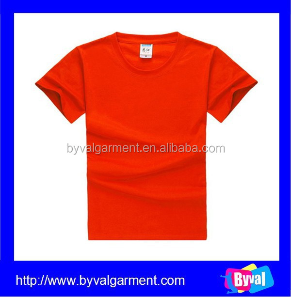 Oem wholesale blank high quality t shirt bulk buy clothing Bulk quality t shirts