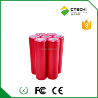 Power type 18650 battery 3.6v 2200mah UR18650AA lithium cell for e-cigarette