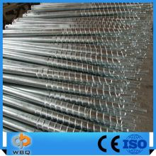 Steel Spiral Ground Screw Anchor Stake Spike
