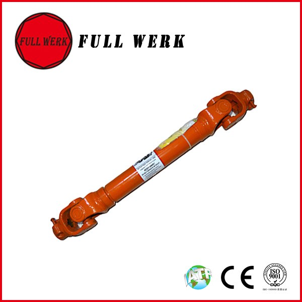 Machine manufacturers FULL WERK flexible tractor parts agricultural machines pto drive shaft