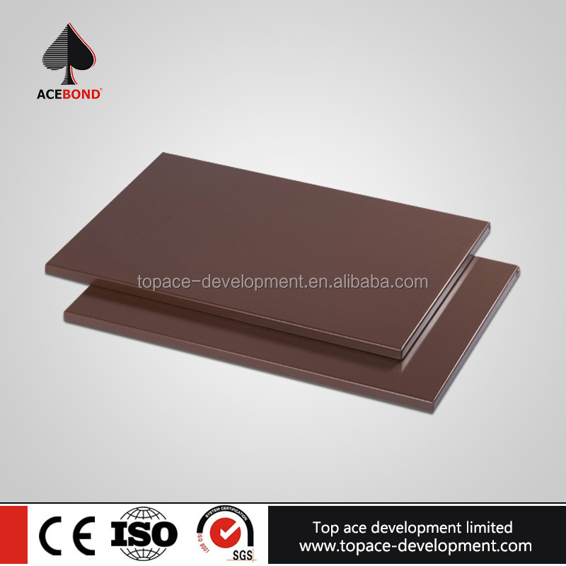TOPACE Wood Aluminum Honeycomb Panel