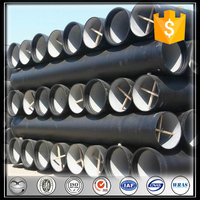 8 inch ductile iron pipe fittings for pvc pipe