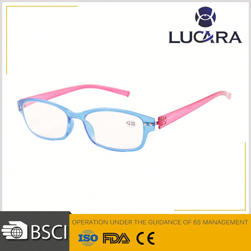 Laura Fairy Cheap Prices Personal Mens Black Blue Optimum Optical Reading Glasses 2.5