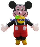 inflatable mouse mascot, inflatable costumes for sale