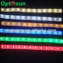 2012 HOT Fashionable 5V flexible strip battery powered led strip light for cars/motorbike