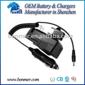 For Sony Canon Nikon Panasonic Digital camera battery charger