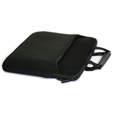 Portable Lightweight Laptop Computer Bag Waterproof Durable Black Laptop Sleeve Bags for Teenagers