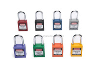 Factory sale 38mm High Security Padlock Safety ABS Lockout