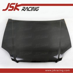 OEM STYLE CARBON FIBER HOOD BONNET/FOR HONDA CIVIC HOOD/FOR CARBON HONDA HOOD FOR 1996-1998 HONDA CIVIC (JSK120411)