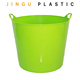 Large Plastic Storage Container Bucket Garden Camping Flexi Tub Water Bucket