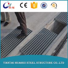 steel grating gully pit grate frame