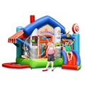 Happy Hop 2017 New Design -9415 Happy Store,Multi-Function and Big jumping Area,Children Cartoon Bounce and Slide,
