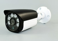 Plastic well hidden waterproof bullet type ip camera 1080p high quality outdoor monitor system