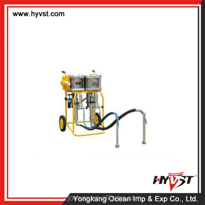 high pressure pump sprayer machine painting sprayer gun
