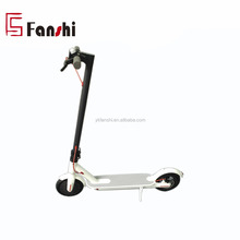 Hot sale Cheap 8.5inch Foldable Smart Kick Electric Scooter Skateboard 2018 for adults