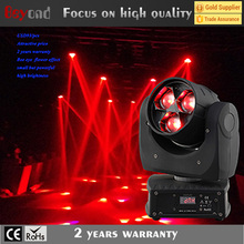 fast moving items from china/ 3x15w 4in1 bee eye led moving head/ led light flower