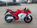 2016 3000W New Racing Sports Electric Motorcycle for Adult