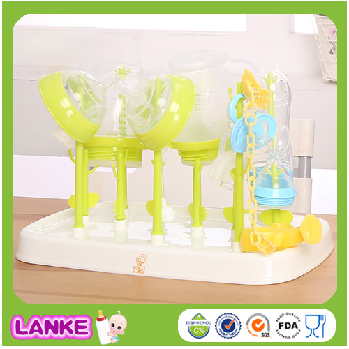 Baby Infant Milk Bottle Drying Rack for Bottles
