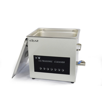 9L ultrasonic bath for crystal, Coin-boxes, and Vessels cleaning