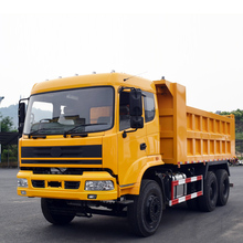 3 Axle Dump Truck Loading Capacity 20 Ton / 20Ton Tipper Truck For Sale In Philippines