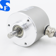 White Color Rotary Speed Sensor High Quality optical incremental encoder