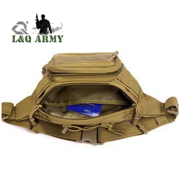 Best Selling MOLLE Fanny Pack Belt Military Waist Bag