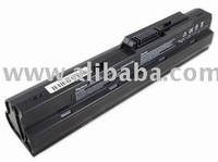 Replacement Rechargeable laptop battery BTY-S12 for MSI WIND U100 Advent 4211 Medion E1210 series 6cell