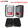Newest Arrival!!! High Quality LED Brake Tail Lights for Jeep Rear Tail Light