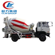 China Manufacturer CLW model cement trucks & ready mix trucks