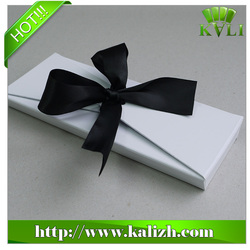 Letter shaped gift boxes