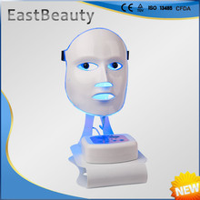 Red + Blue + Green led pdt beauty home use electric face mask