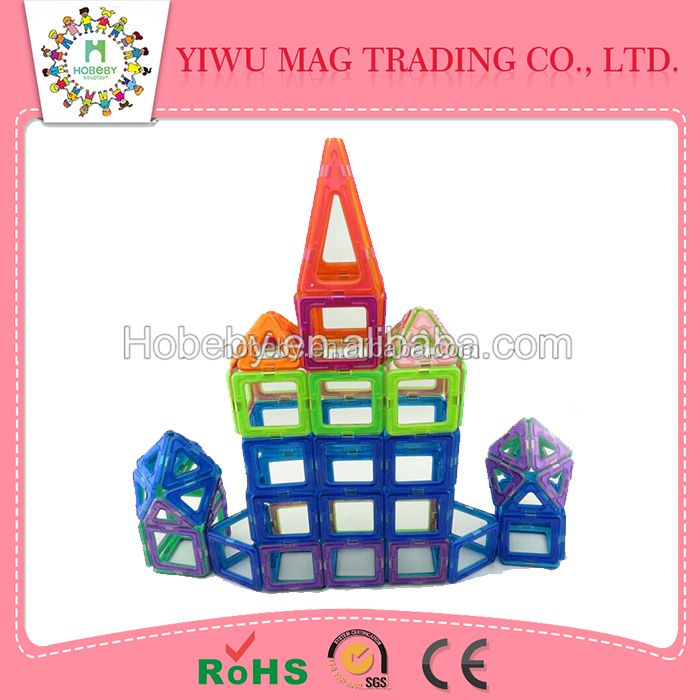 Good quality from china manufacturer magnetic building toys magnetic puzzle for kids