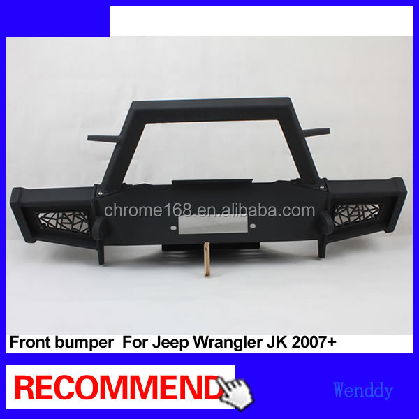 Front bumper guard for Jeep Wrangler JK 2007+ car bumper tunning accessories for jeep grille guard