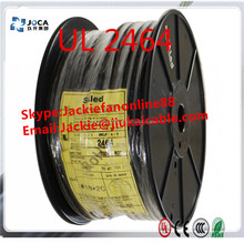 ul2464 50mm dc 5521 cable for solar lamp 12v
