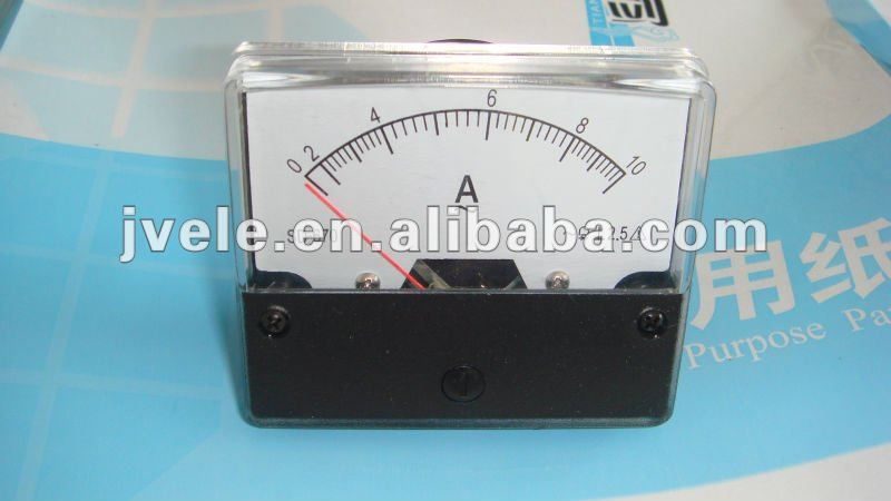 To supply ac ammeter