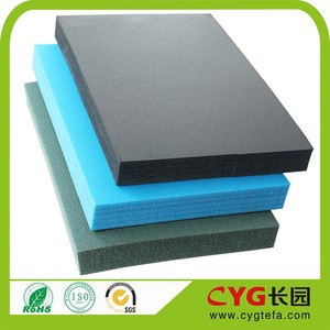 cross linked polyethylene foam sheet