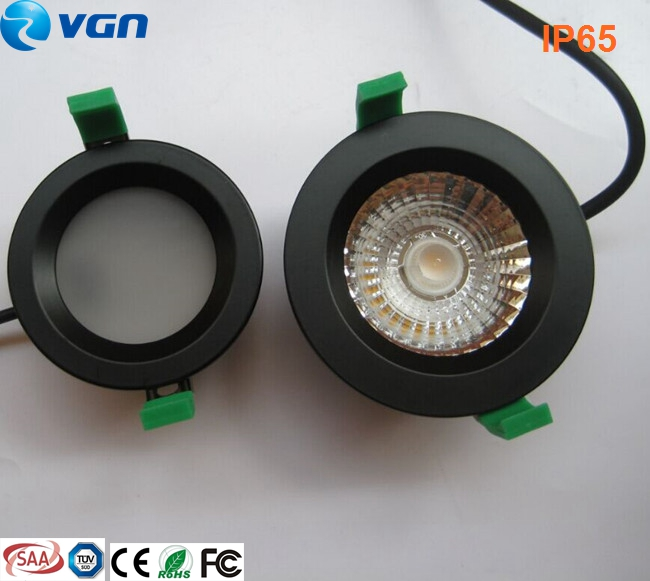 Dimmable 10W 20W 30W Cob Ultra Thin Led Downlight,2 Years Warranty